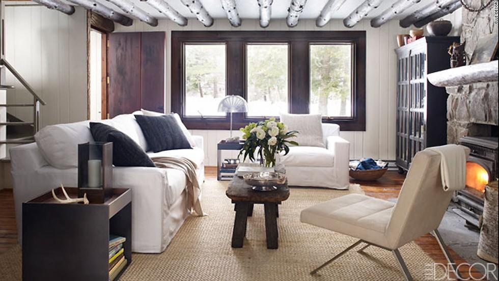 Modern Pastoral Inside A Calvin Klein Home Exec S Cabin