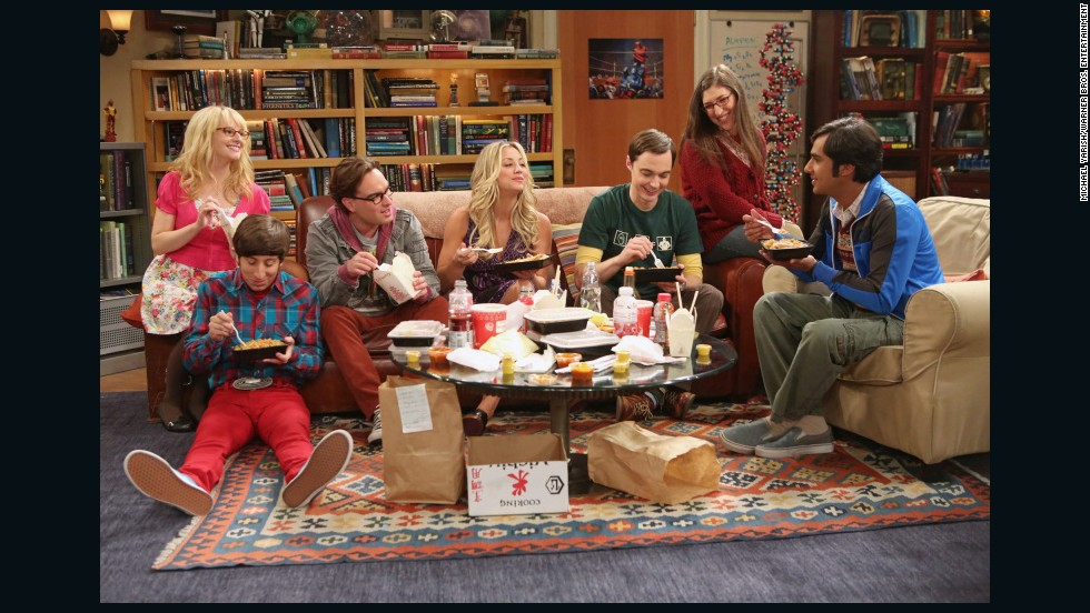 Secrets From The Set Of Big Bang Theory Cnn