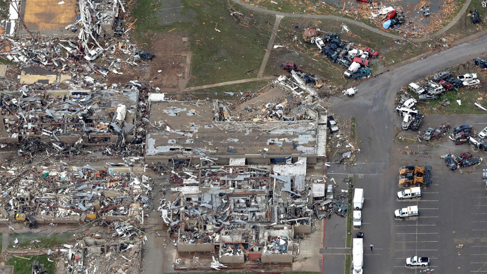 The Moore, Oklahoma, Tornado A Year After It Killed 24