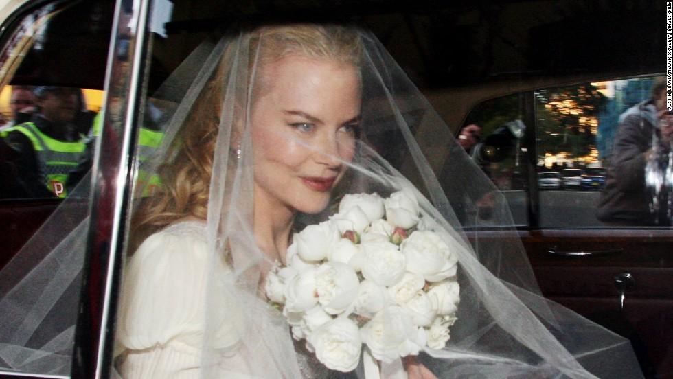 Nicole Kidman Balenciaga Wedding Dresses: Sofia Vergara, Joe Manganiello Wedding To Happen