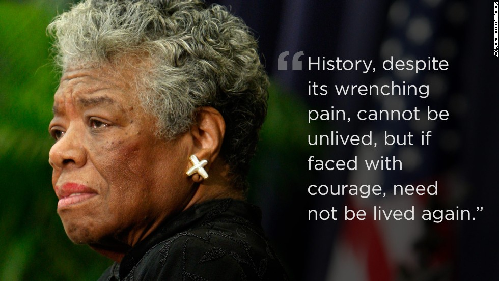 Maya Angelou Quotes: Opinion: Maya Angelou: The Definition Of A Phenomenal