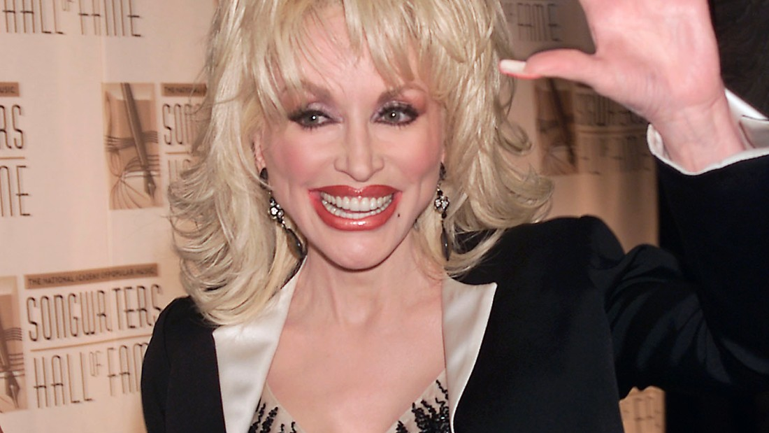 Happy 70th Birthday, Dolly Parton!