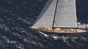 The return of a sailing icon