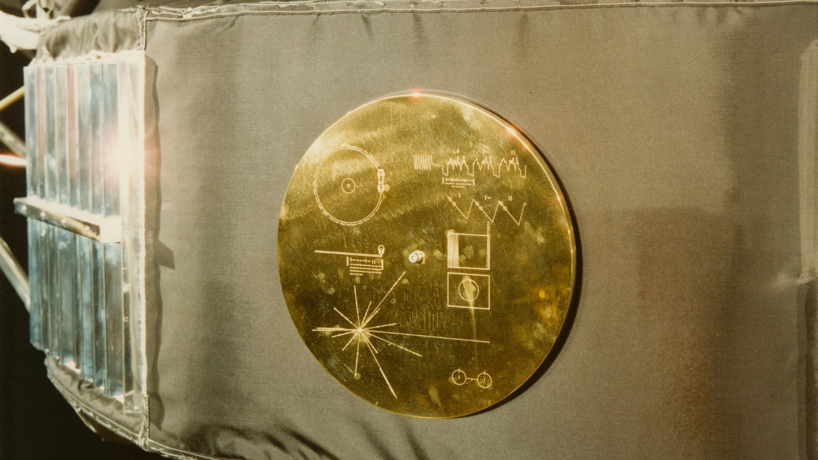 Sounds of Voyager's 'golden record' now on SoundCloud ...