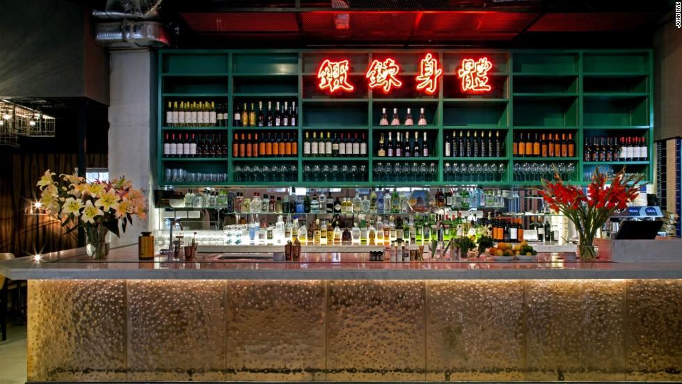 Hong kong hook up bars