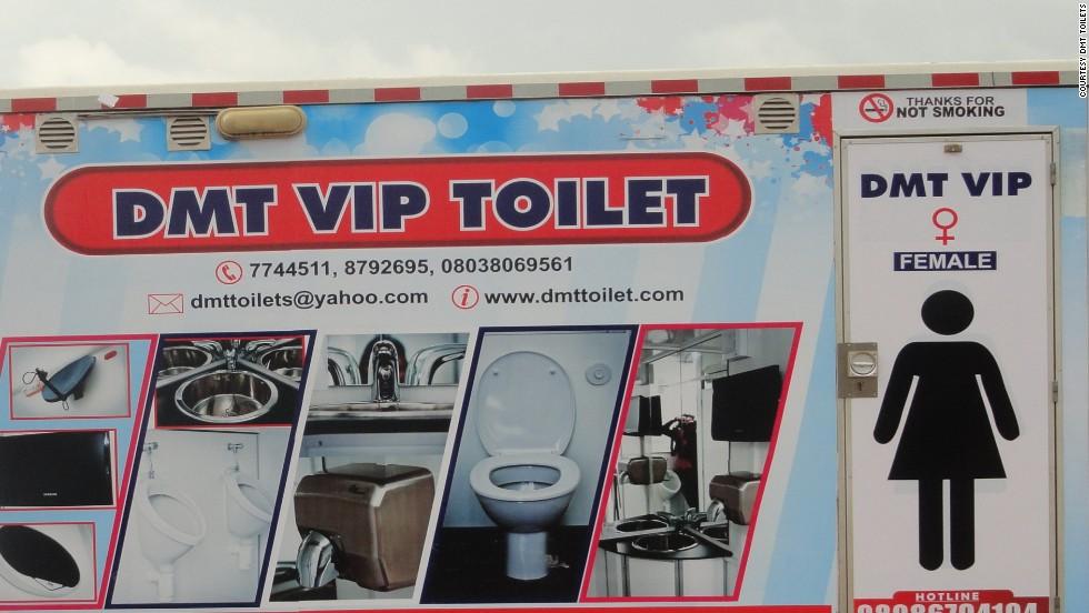 12-tier Cakes And VIP Toilets: Inside Nigeria's Lavish
