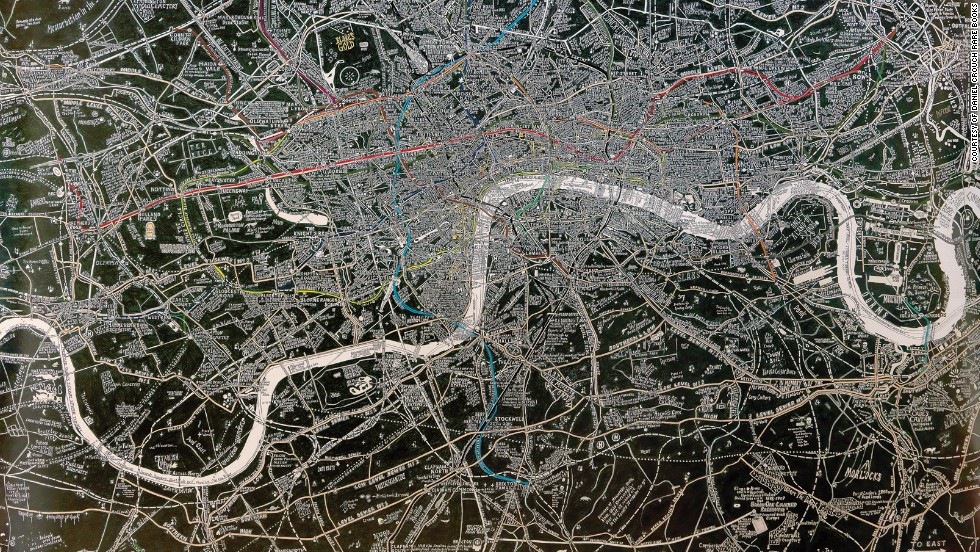Bunker Tunnel System Map: 9 Maps That Reveal London's Secret History, From