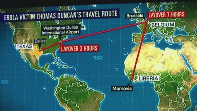 Us Travel Bans Ebola