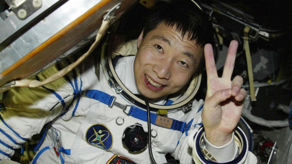 astronauts in space china - photo #12
