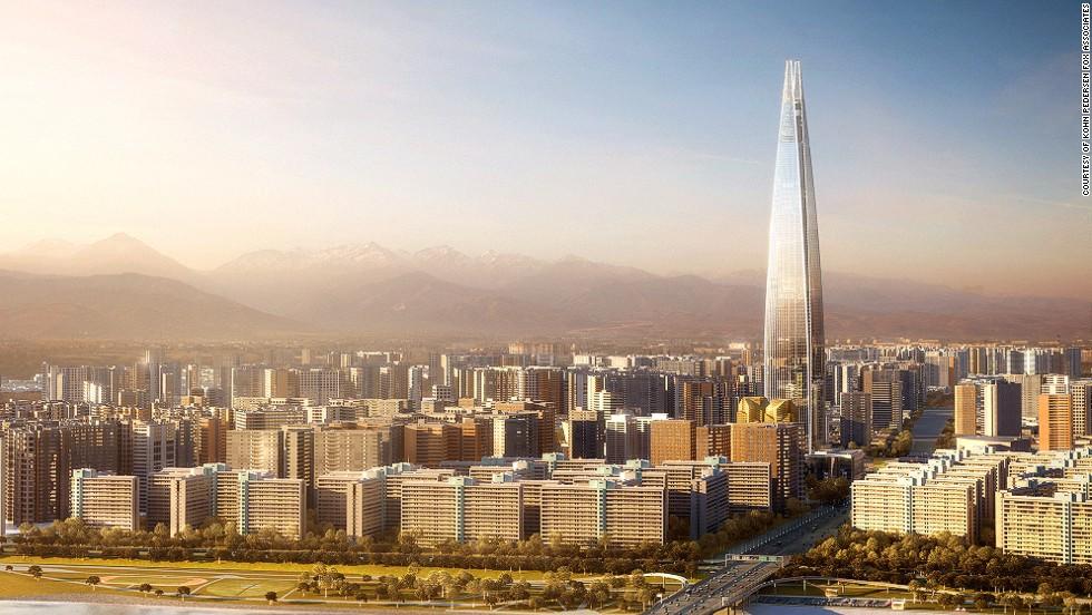 Αποτέλεσμα εικόνας για lotte world tower elevator speed