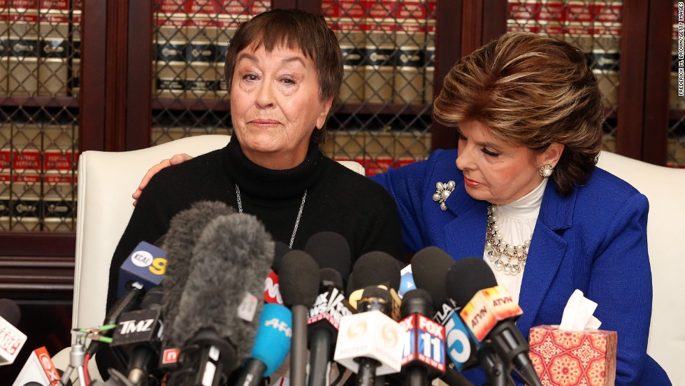 "In a statement released through lawyer Gloria Allred's office, Helen Hayes alleged that Cosby followed her and two friends ""around all day"" at a summer 1973 celebrity tennis tournament in Pebble Beach, California, hosted by actor Clint Eastwood. Hayes claimed she and her friends tried to avoid Cosby, but he caught up with them in a restaurant, ""approached me from behind and reached over my shoulder and grabbed my right breast."" ""I was stunned and angry, because he had no right to do that and I did not know why he would behave that way,"" Hayes said. ""His behavior was like that of a predator."""