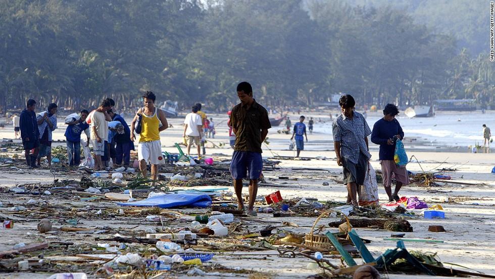 What to do if a tsunami strikes - CNN