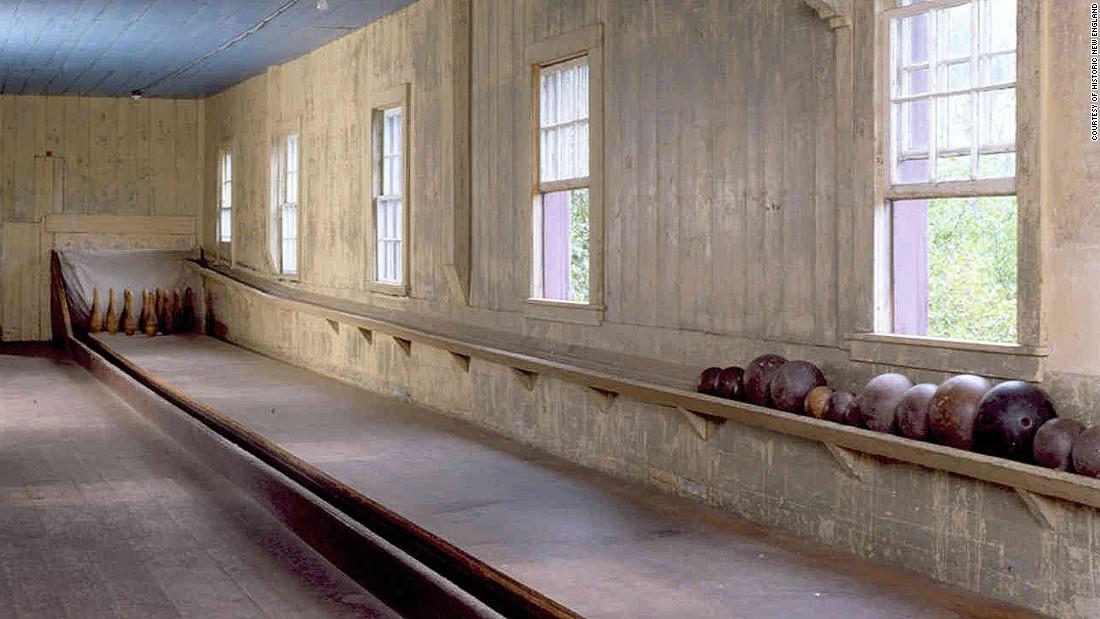 America S Best Old Fashioned Bowling Alleys Cnn Com