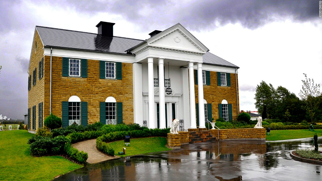 Presley Homes Floor Plans: Celebrating Elvis Presley At Denmark's Graceland