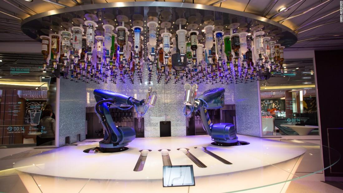 Quantum: The world's smartest cruise ship - CNN