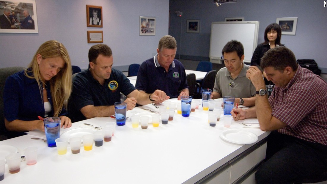 The NASA diet: It's food, but not as we know it - CNN