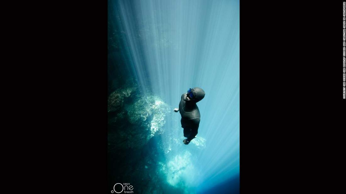 Simply Breathtaking: Freediving Couple's Stunning