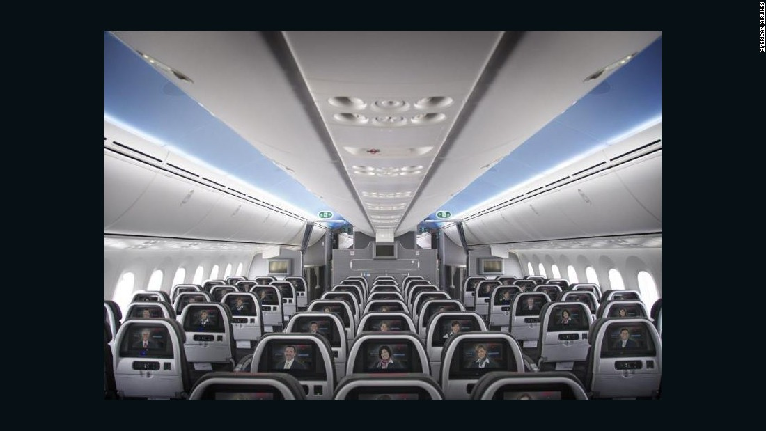 Airline Seats Federal Law Proposed To Limit Shrinking