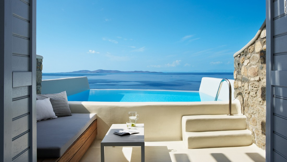 10 of the world's coolest hotel plunge pools - CNN.com