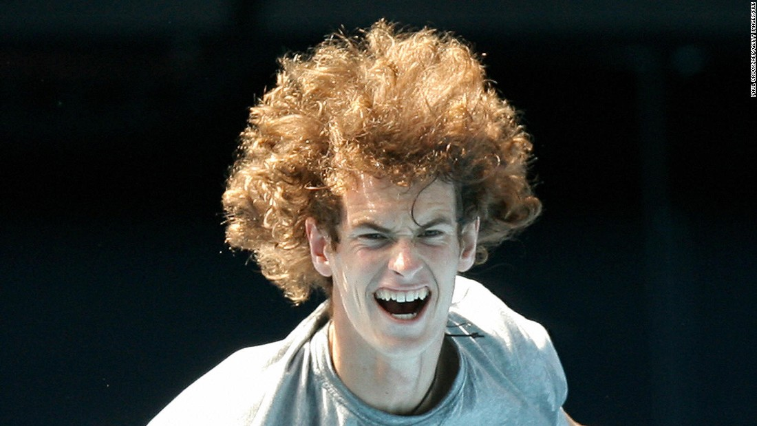 Image result for ugly andy murray