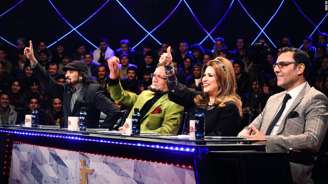 Afghan shows tv