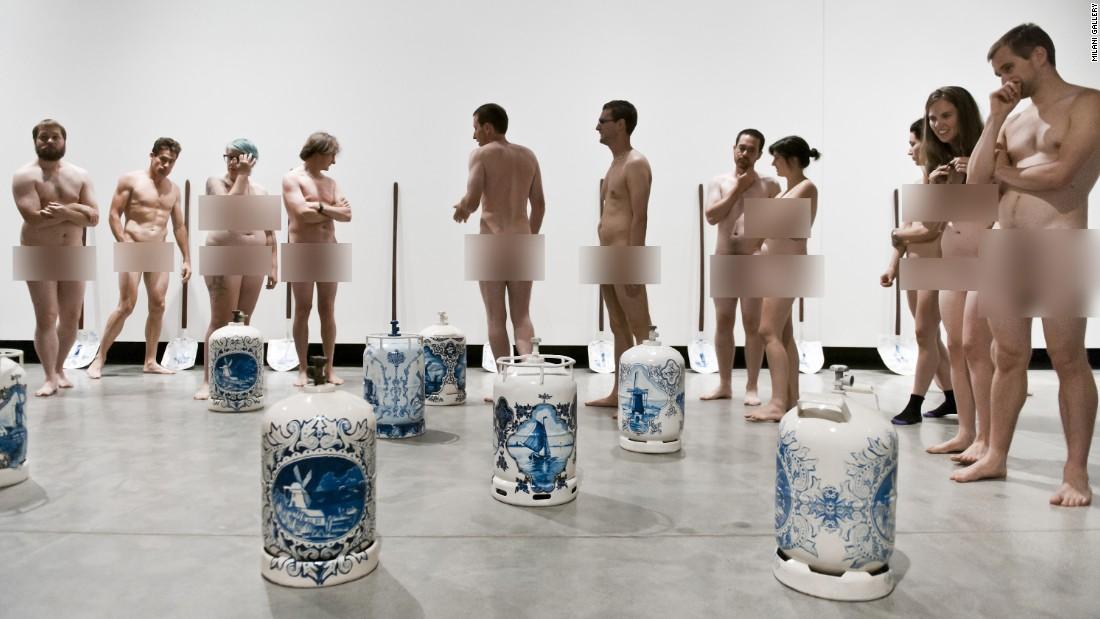 Nude In Art History 59