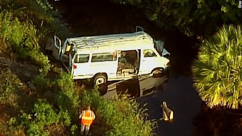Florida Church Van Crash Kills 8 Cnn Com