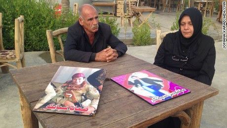 'Where are our sons?' demand families of soldiers captured by ISIS