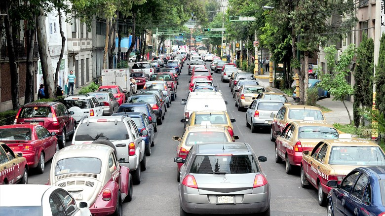 Stuck in traffic: getting smarter about congestion