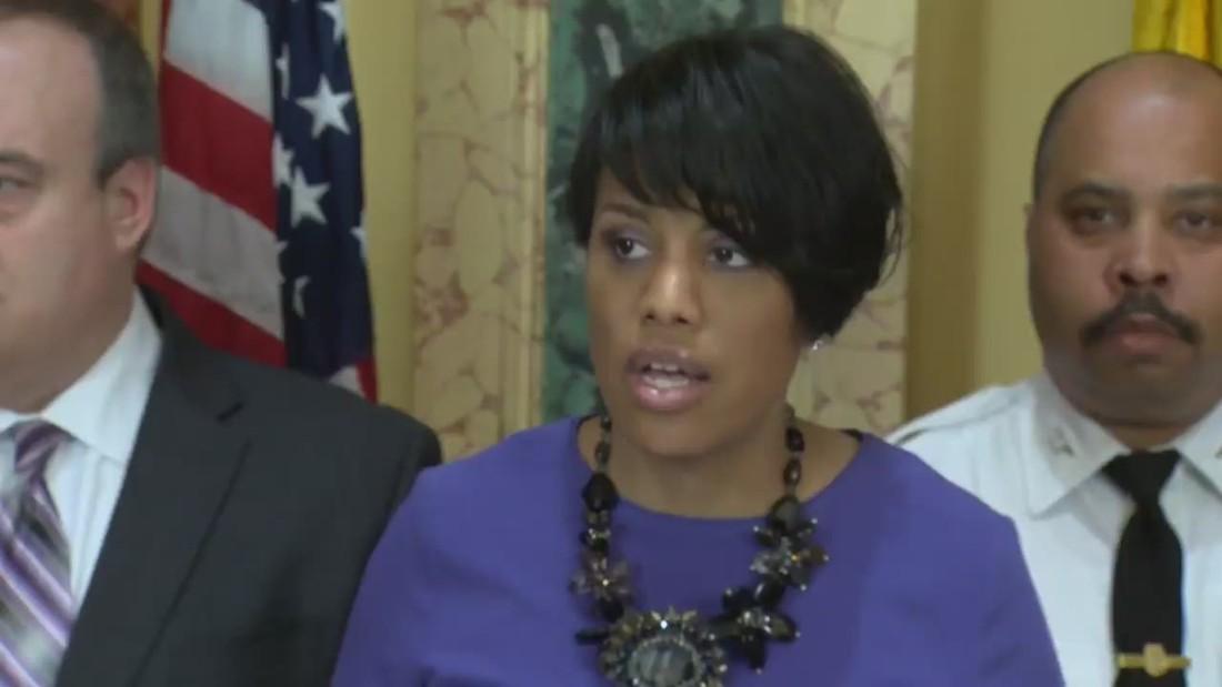 Baltimore Looks Into Freddie Gray Police Custody Death Cnn