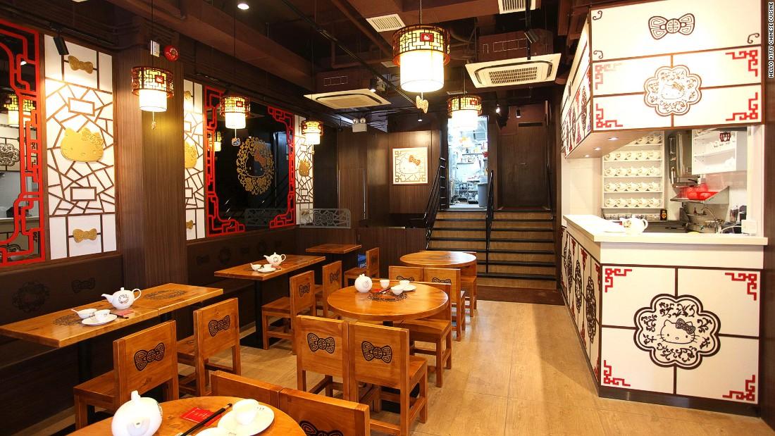 Hello Kitty Chinese Cuisine: Hong Kong dim sum - CNN.com