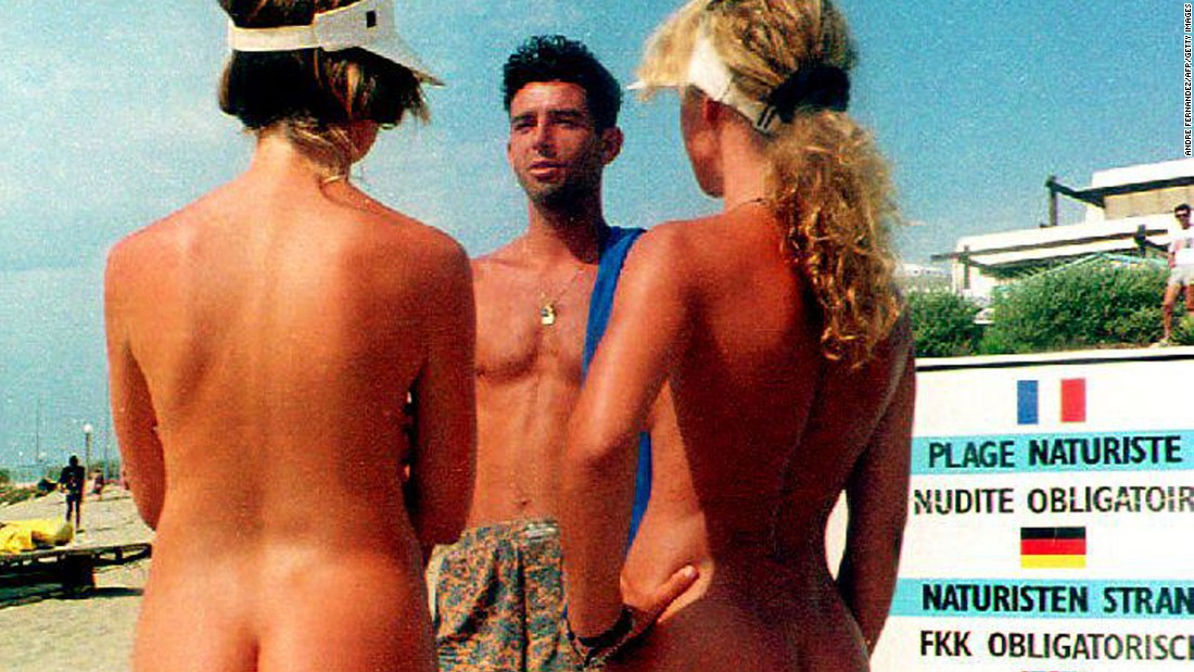 German Nude Hotel 57