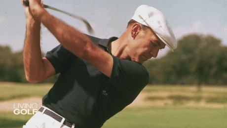 The secret behind Ben Hogan's swing
