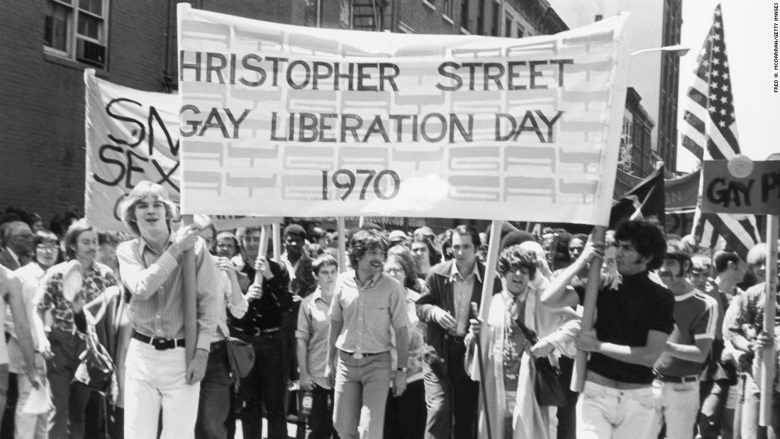 Gay liberation in the 1970 s
