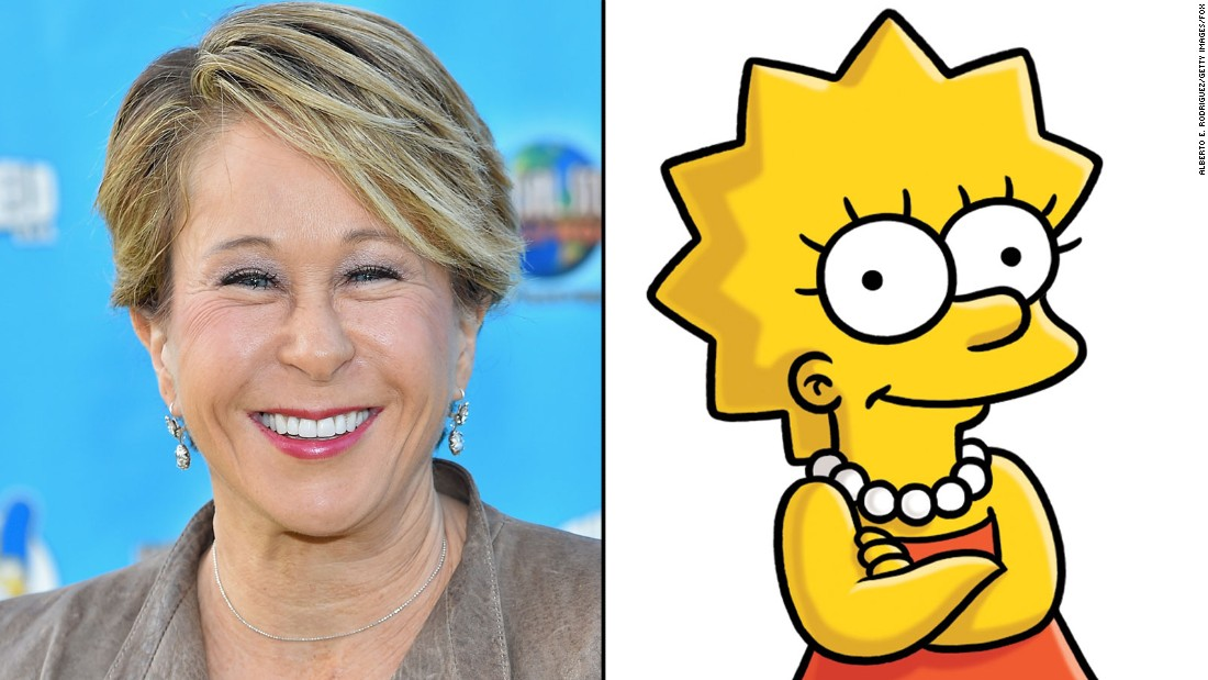 Marge Simpson Voice