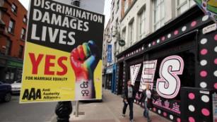 Ireland votes on same-sex marriage