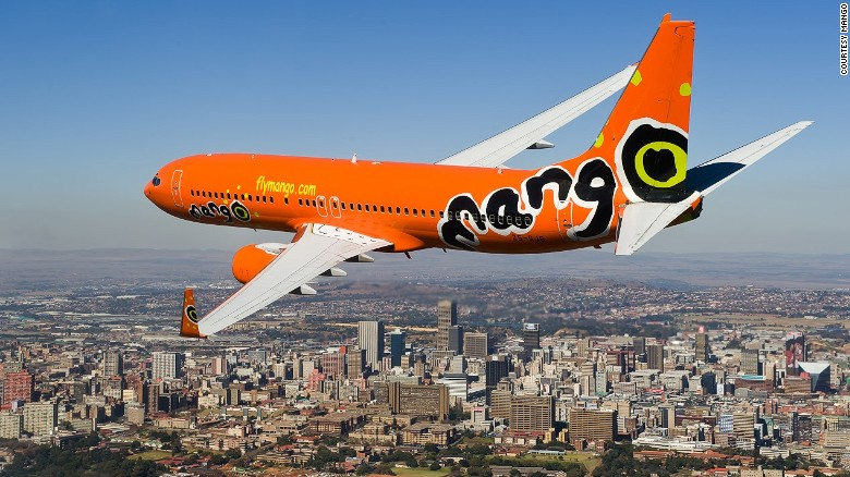 Flying within South Africa and to Zanzibar, Mango loves flash sales and will rebate flyers who join its mailing list.