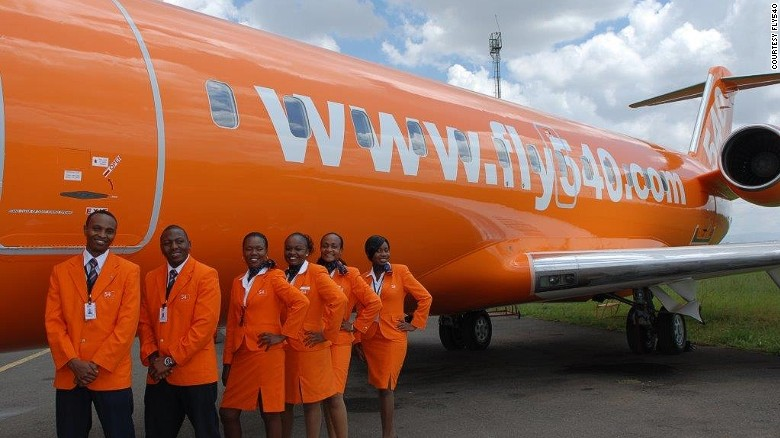 After ventures into Ghana and Angola proved costly, Fly540 refocused its attentions to Kenya where it has achieved great success connecting remote locations such as Lodwar with the rest of the country.