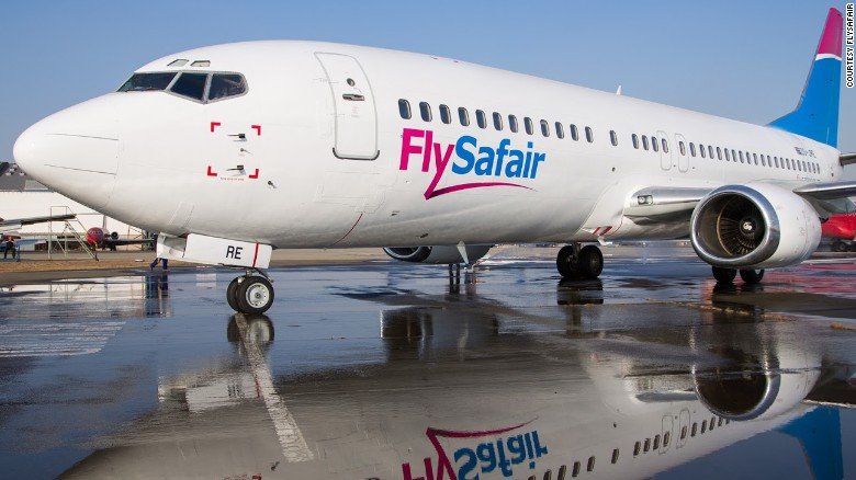One of the newest kids on the block, FlySafair launched in October 2014 in direct competition with Kulula and Mango. Ticket prices have been pared back recently to reflect lower fuel prices.