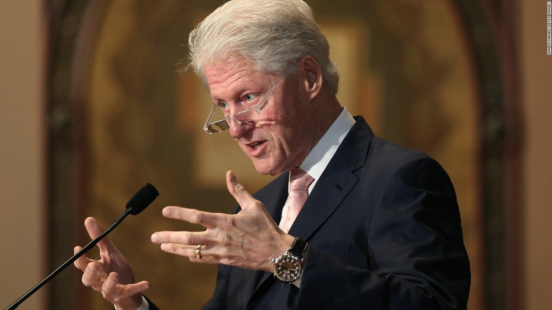 Timeline: President Bill Clinton Through the Years
