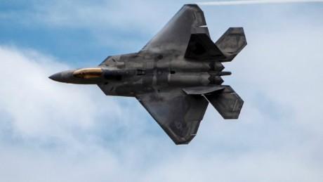 Congress looks at re-starting the F-22 Raptor program