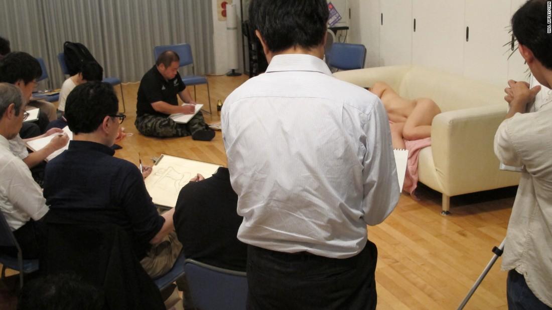 Japanese Virgin Nude 58