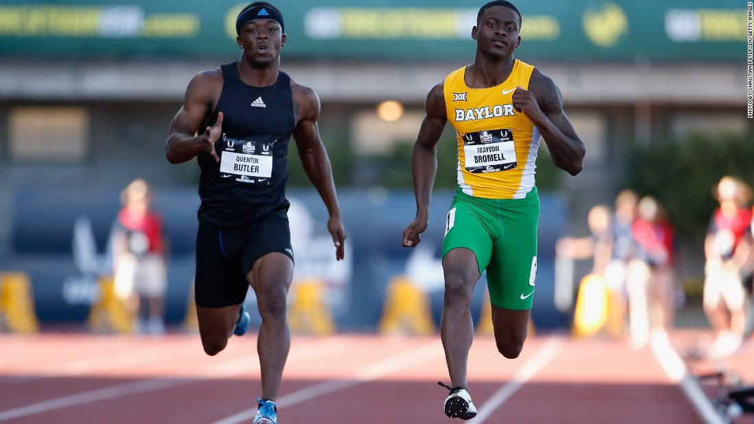 trayvon bromell u s teen makes usain bolt look slow. Black Bedroom Furniture Sets. Home Design Ideas