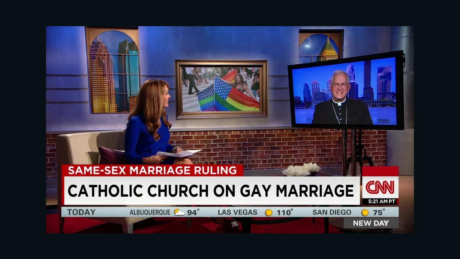 we can respect same sex marriage and religious dom com
