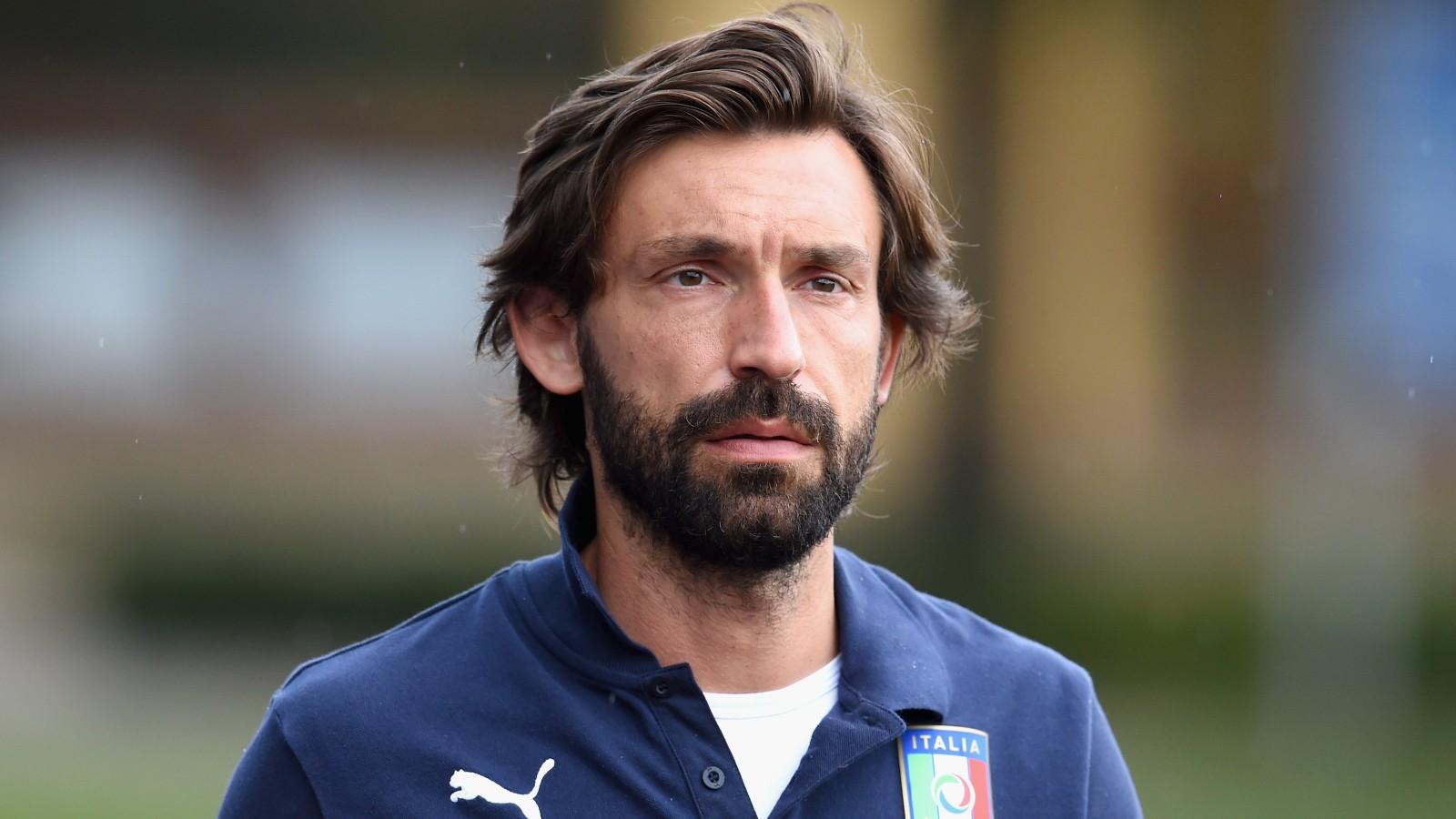 The Azzurri and Antonio Conte – Milan and Me; The Love Affair.  |Pirlo