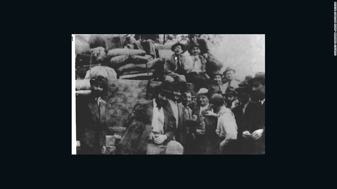 Shanghai ghetto: Wartime refuge for Jewish refugees