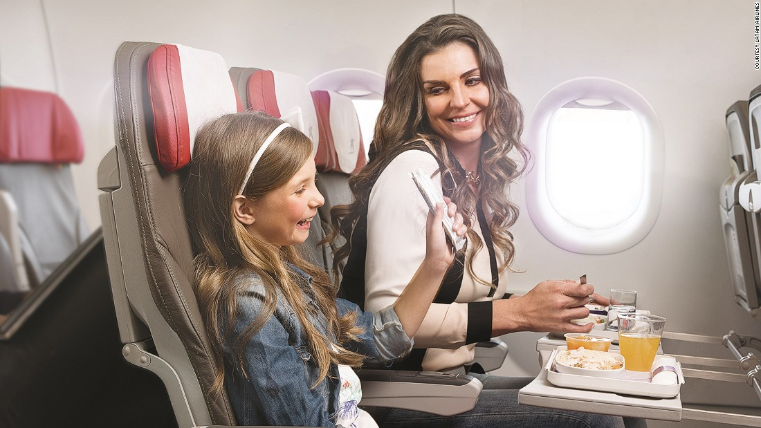 Airlines Give Kids Meals A Makeover Cnn Com