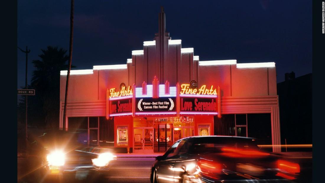 America's neon castles: In praise of retro cinema architecture