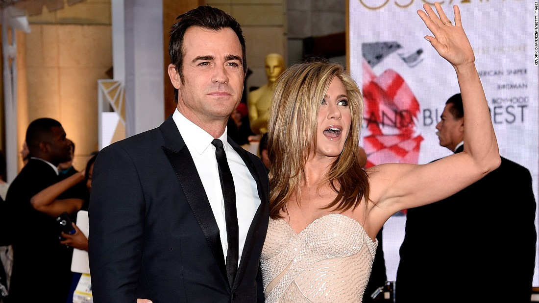 Jennifer Aniston And Justin Theroux Get Married
