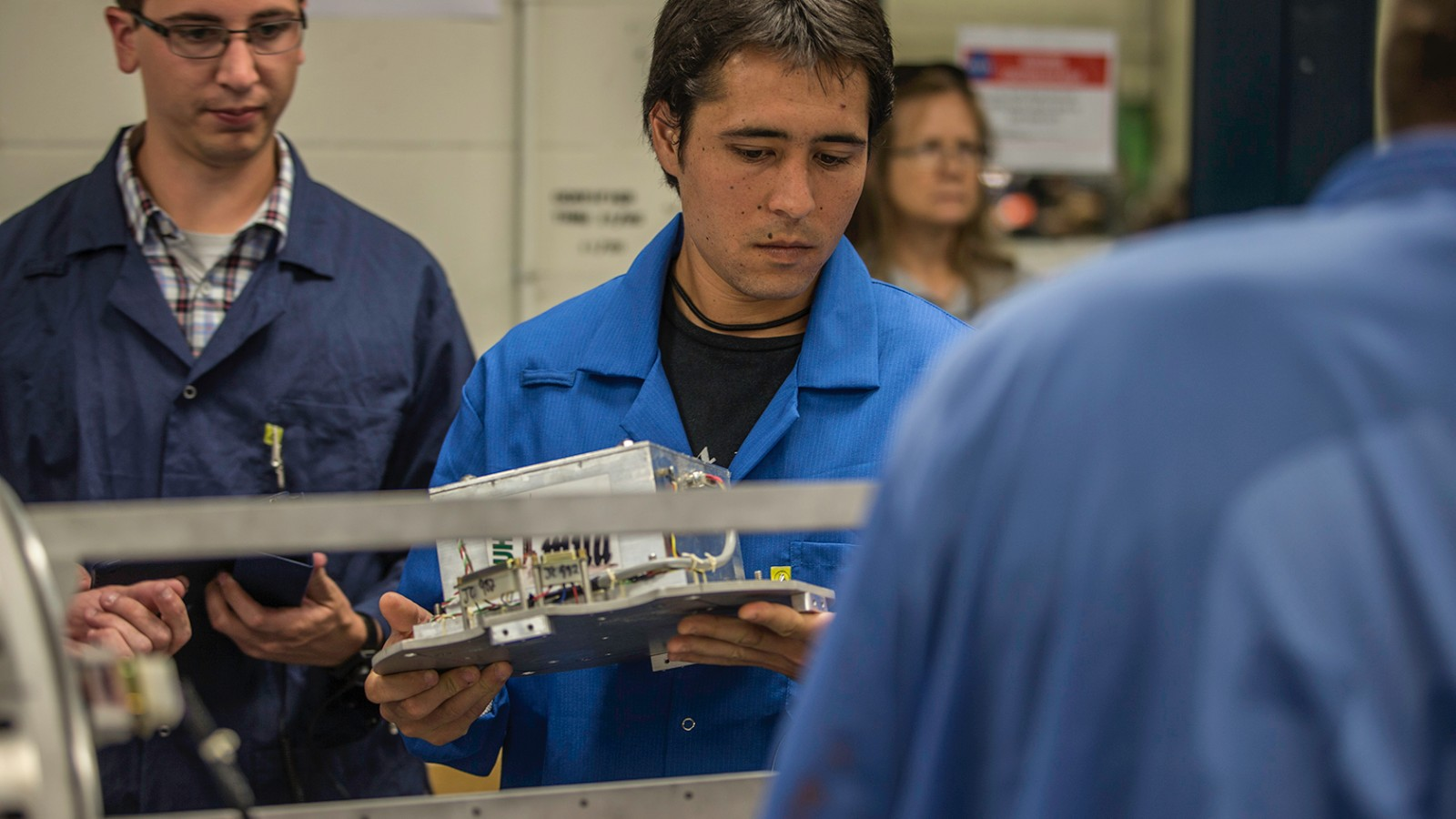 Weather scrubs launch of student experiments to space ...